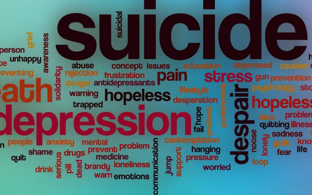 MarineMandi Answers Questions: Does Having PTSD Mean You're Suicidal?